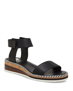 VINCE CAMUTO - Women's Moirina Wedge Sandals