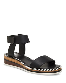VINCE CAMUTO - Women's Moirina Wedge Sandals