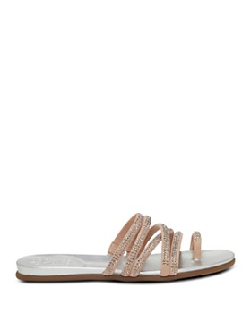 VINCE CAMUTO - Women's Ezzina Crystal Strappy Sandals