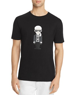 KARL LAGERFELD Paris - Caricature Tee