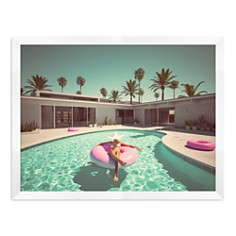 Bloomingdale's Artisan Collection - Pool Side Wall Art, Large