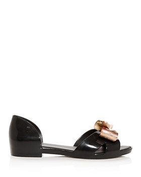 Melissa - Women's Seduction IV D'Orsay Flats