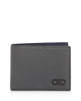 Salvatore Ferragamo - Firenze Color-Block Leather Bifold Wallet