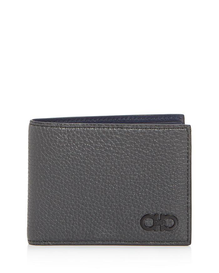 Salvatore Ferragamo - Firenze Color-Block Leather Bifold Wallet