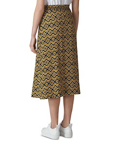 Whistles - Geo Print Wrap Skirt