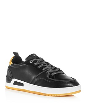 new product 0ddf8 d7b53 SNKR Project - Men s Lafayette Leather Low-Top Sneakers ...