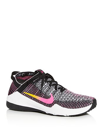 Nike - Women's Air Zoom Fearless Knit Low-Top Sneakers