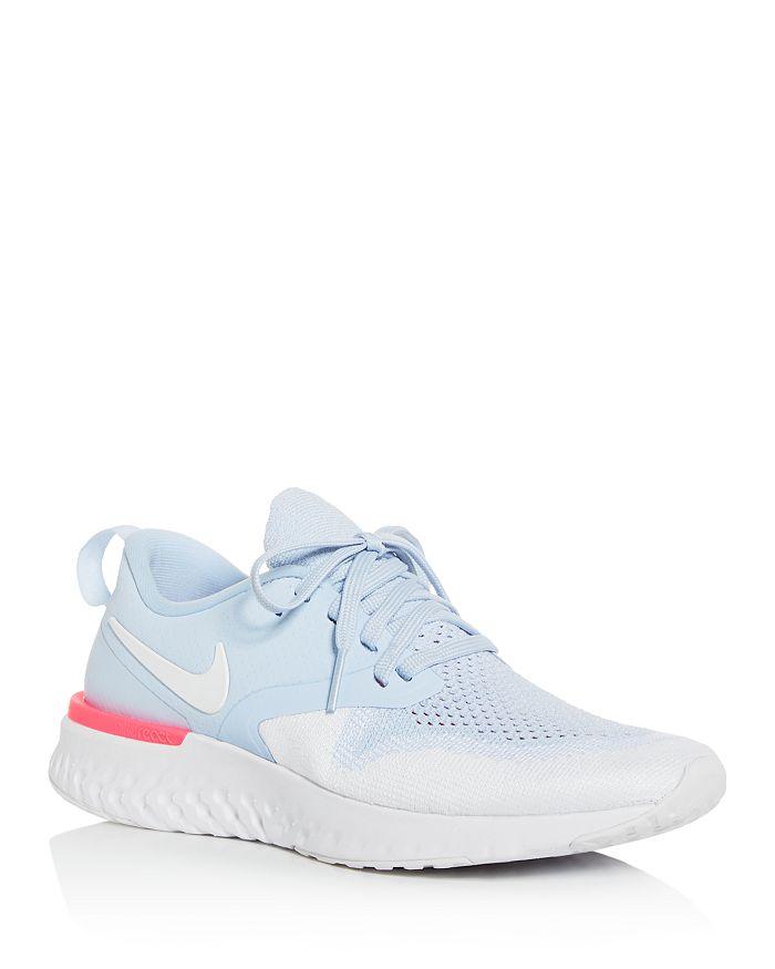Nike - Women's Odyssey React 2 Flyknit Low-Top Sneakers
