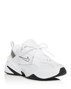 Nike - Women's M2K Techno Low-Top Sneakers