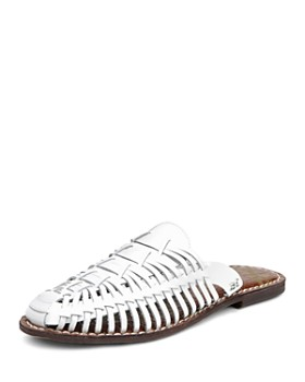 c90075e68c White Women's Mules & Slides Shoes - Bloomingdale's