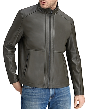 Andrew Marc Jackets WILEY LEATHER JACKET