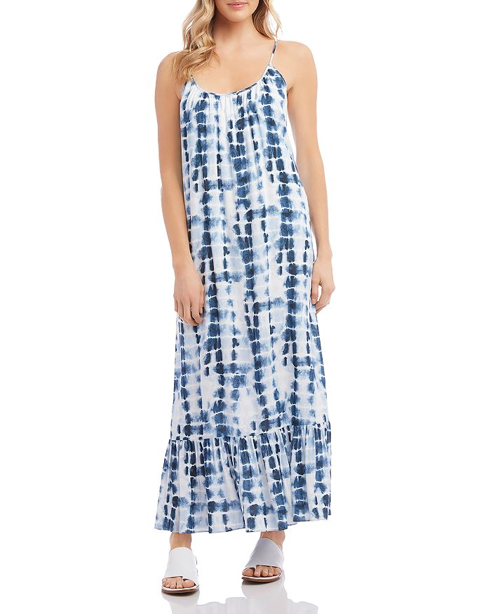 fbbd870ef02 Karen Kane - Tie-Dyed Maxi Dress