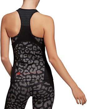 adidas by Stella McCartney - Comfort Leopard Print Tank