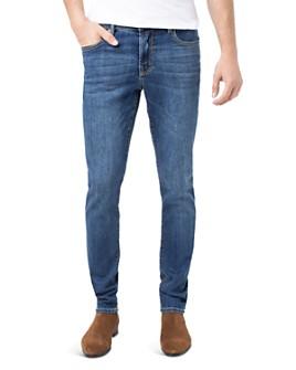 Liverpool Los Angeles - Kingston Modern Slim Fit Jeans in Marina Dark
