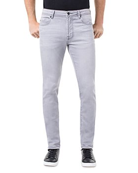 Liverpool Los Angeles - Kingston Modern Straight Fit Jeans in Coal Mine