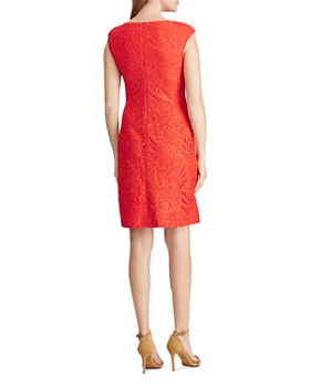 Ralph Lauren - Lace Sheath Dress