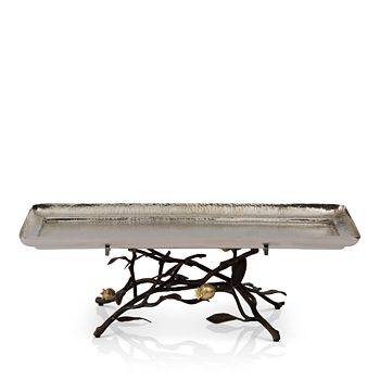 Michael Aram - Pomegranate Footed Centerpiece Tray