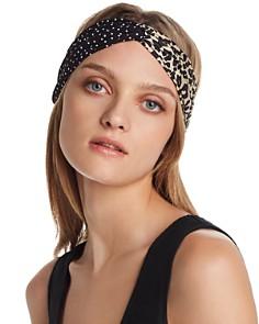 Eugenia Kim - Penny Twist Mixed-Print Headband