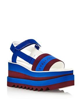 4b216633e52 Stella McCartney - Women s Sneakelyse Platform Sandals ...