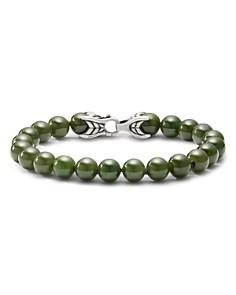 David Yurman - Spiritual Beads Bracelet with Nephrite Jade