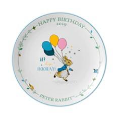 Wedgwood - Peter Rabbit 2019 Annual Birthday Plate