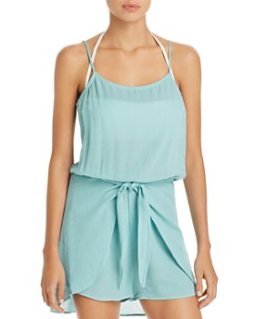 TAVIK - Louise Romper Swim Cover-Up