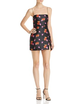 Bec & Bridge - Love Crush Floral Mini Dress