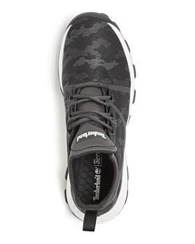 Timberland - Men's Brooklyn Knit Low-Top Sneakers