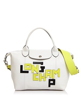 Longchamp - Le Pliage LGP Mini Leather Tote