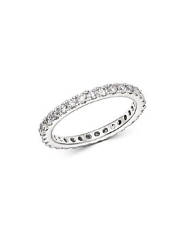 Bloomingdale's - Diamond Eternity Band in 14K White Gold, 1.0 ct. t.w. - 100% Exclusive