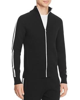 Michael Kors - Stripe-Trimmed Track Jacket