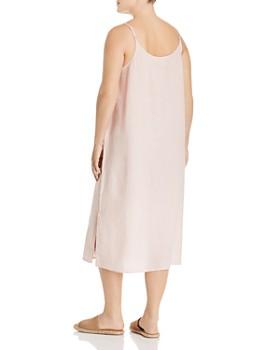 Eileen Fisher Plus - Organic Linen Slip Dress