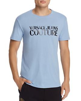 Versace Jeans Couture - Patent Logo Appliqué Tee