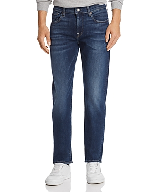 7 For All Mankind Slimmy Clean Pocket Slim Fit Jeans in Authentic Emancipation