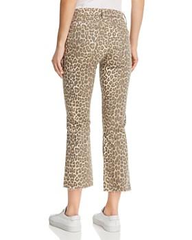 Joe's Jeans - Callie Leopard-Print Jeans in Amur - 100% Exclusive