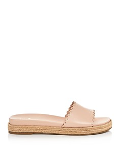 kate spade new york - Women's Zeena Espadrille Slide Sandals