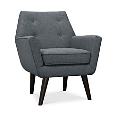 Modway - Posit Upholstered Fabric Armchair