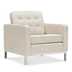 Modway - Loft Upholstered Fabric Armchair