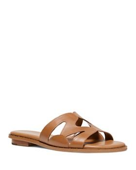 c059ab0bf46e MICHAEL Michael Kors - Women s Annalee Slide Sandals ...