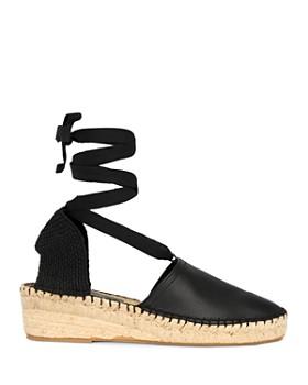 Whistles - Women's River Espadrille Tie Sandals