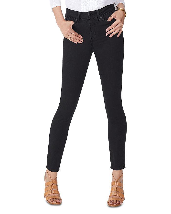 ea4054f7d1d0e NYDJ Ami Skinny Legging Jeans in Black | Bloomingdale's