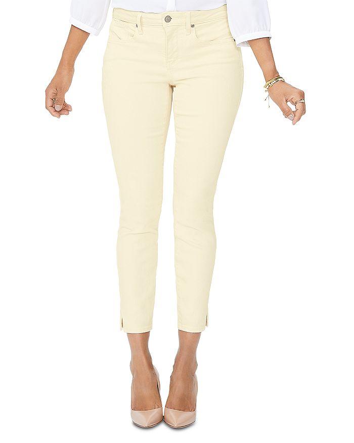 NYDJ - Ami Ankle Skinny Jeans in Marigold