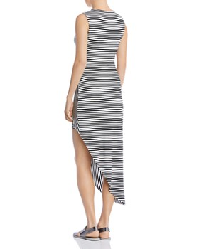 Bailey 44 - Vertigo Twist-Front Asymmetric Dress