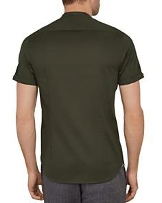 Ted Baker - Grancol Grandad Collar Slim Fit Shirt