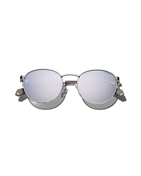 Polaroid - Unisex Polarized Pantos Sunglasses, 51mm
