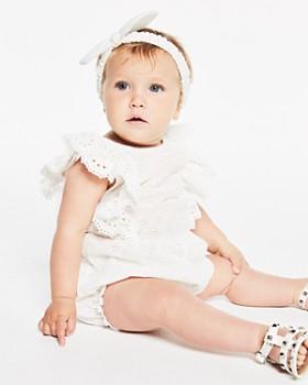 Bardot Junior - Girls' Ruffled Romper - Baby