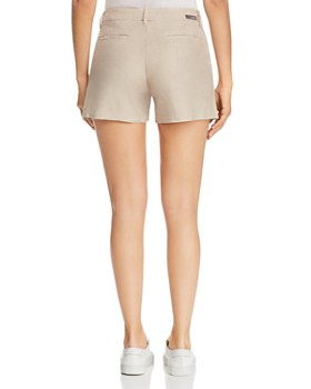 Level 99 - Lyndie Button-Fly Shorts