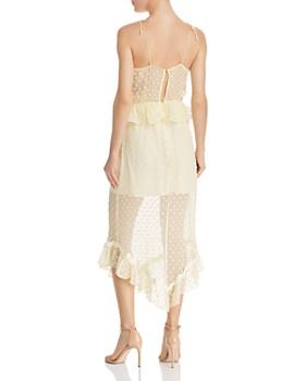 Alice McCall - Wonders Ruffle Midi Dress