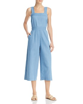 Re:Named - Amy Cropped Jumpsuit