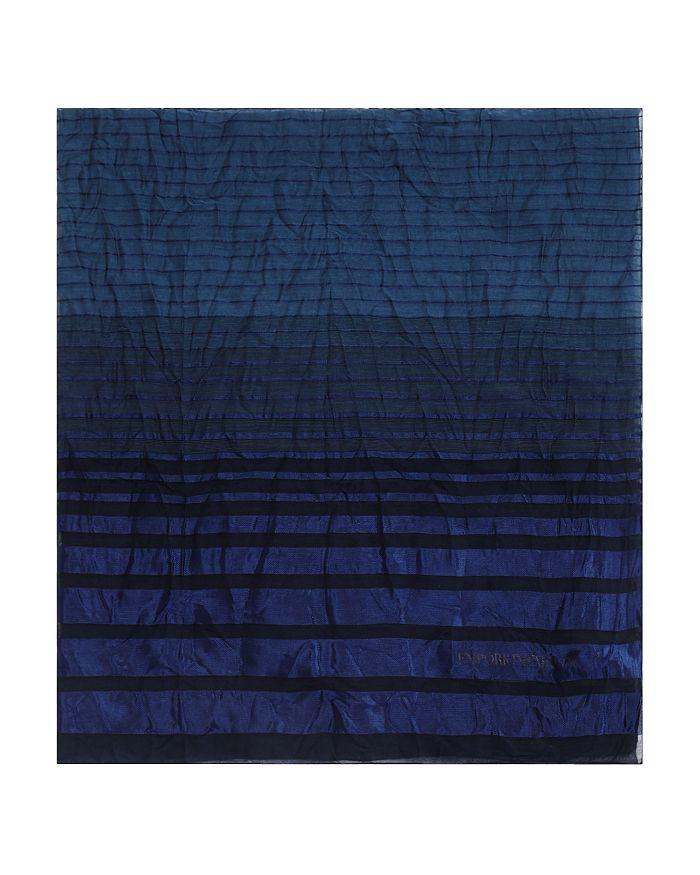Armani - Multi-Stripe Scarf